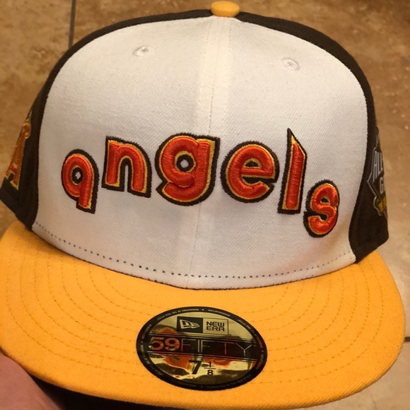 2e5f64c023cabb MLB Accessories | Anaheim Angels 2016 All Star Game Fitted Hat ...